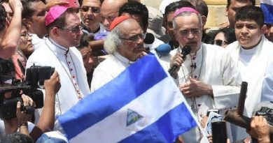 Crece violencia y represión en Nicaragua; convocan Obispos a jornada de desagravio