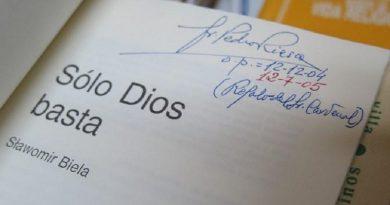 ¡Sólo Dios basta!, de Slawomir Biela