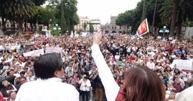 Exige Morena anular elección de gobernador en Puebla