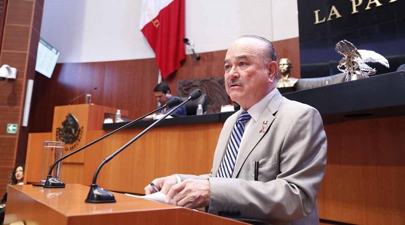 Pide Ernesto Ruffo cuentas claras en cambio de bancadas del PAN