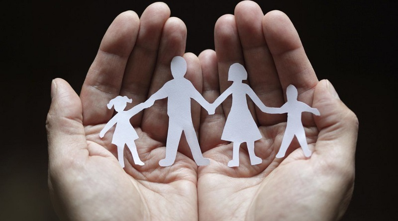 La familia es la esperanza para el mundo