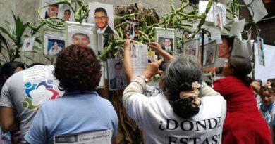 Pide ONU-DH a AMLO priorizar lucha contra desapariciones forzadas