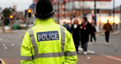 Cómo el Reino Unido se convirtió en un Estado policial
