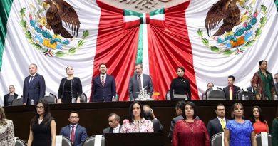 Edificar andamiaje jurídico, tarea inmensa del Legislativo: Muñoz Ledo