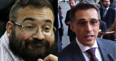 Duarte, Mayer y el vergonzoso juego del sistema político mexicano
