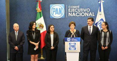 Cuatro aspirantes a dirigir el PAN han solicitado su registro