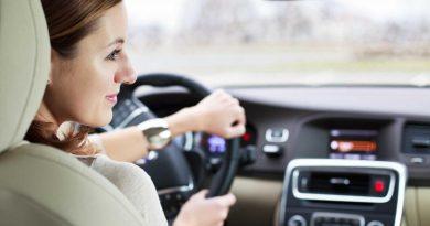 Medidas de seguridad cuando vamos en el coche