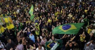Brasil, el giro a la derecha