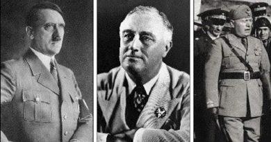 Por qué nazis y fascistas adoraban a Roosevelt