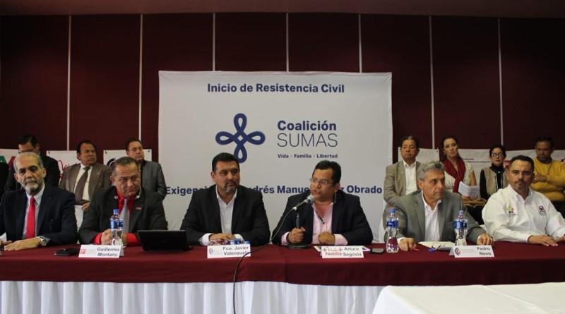 Exigen a AMLO un alto a la guerra contra las familias mexicanas