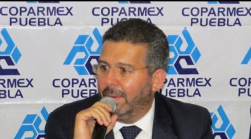 Pide Coparmex Puebla gobernador interino sin compromisos partidistas