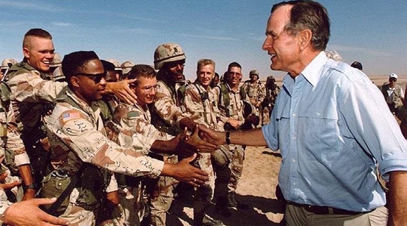 Las guerras de George Bush prepararon el escenario para 25 años de guerra sin fin