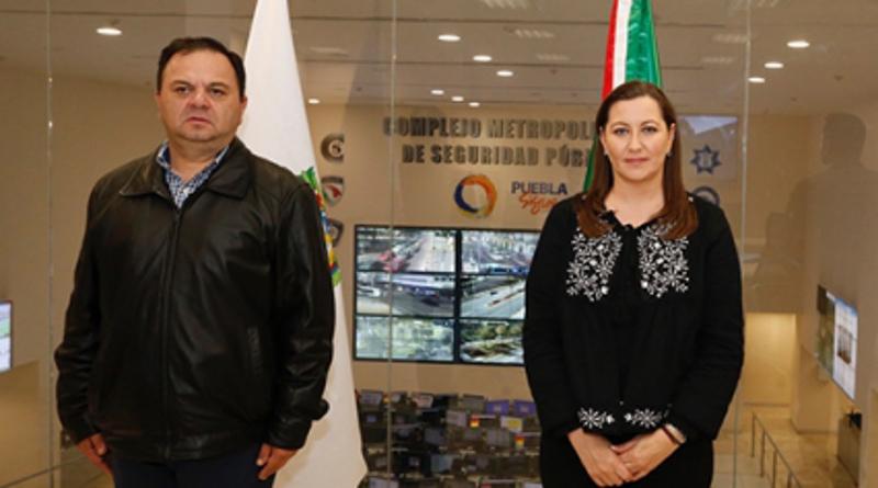 Rodríguez Almeida, encargado de despacho tras muerte de gobernadora de Puebla
