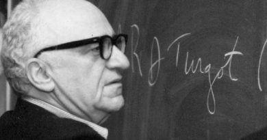 El intransigente Rothbard