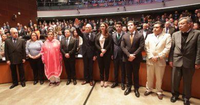 Ratifica Senado a Alejandro Gertz Manero como Fiscal General de la República