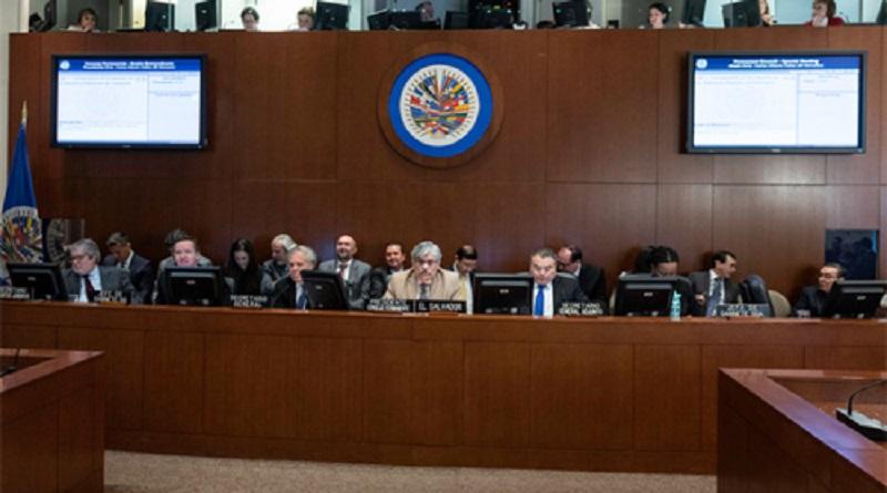 Desconoce la OEA al régimen de Nicolás Maduro