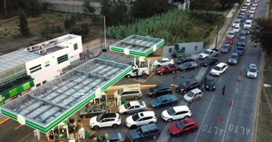 Confianza y desabasto de combustible