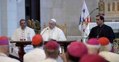 Francisco dijo a los obispos de Centroamérica cosas que nos pueden servir a todos
