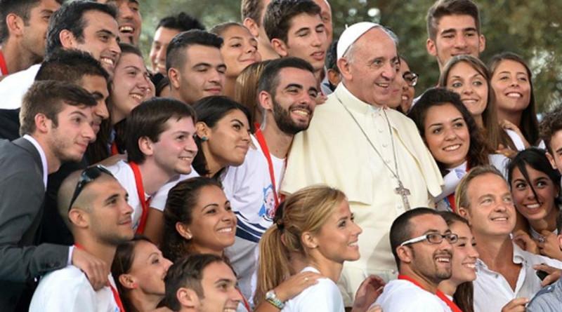 Los jóvenes y la Iglesia