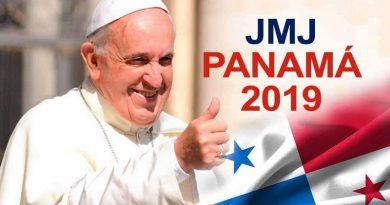 JMJ Panamá 2019 y el presente de la Iglesia
