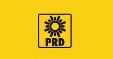Formalizan siete diputados su salida del PRD