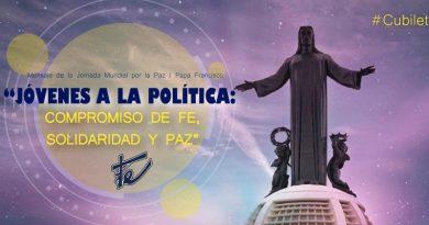 Jóvenes se comprometerán con México ante Cristo Rey