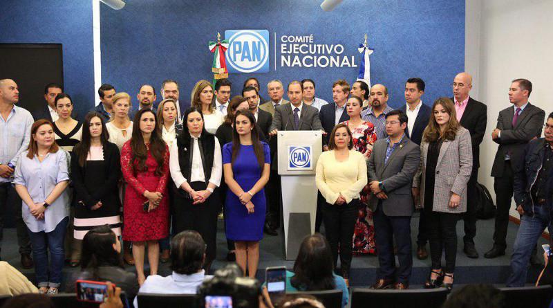 Pedirá PAN remoción de Muñoz Ledo de la presidencia de la Cámara