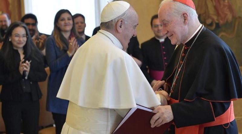 Necesaria la presencia de los católicos en la política: Francisco