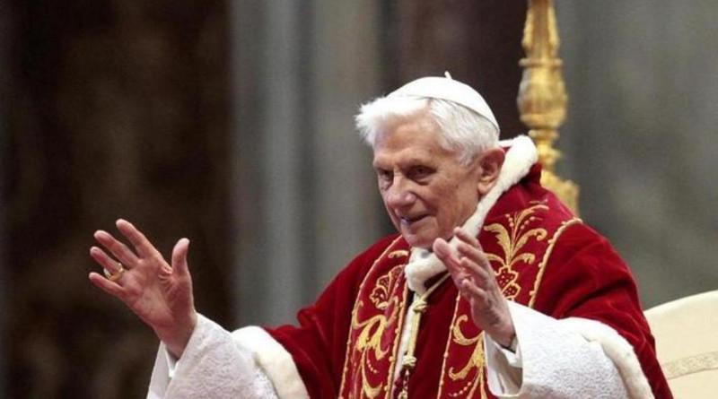 Sin Dios no existe la verdad, ni el bien ni el mal: Benedicto XVI