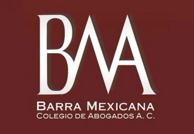 Llaman abogados al Presidente de México a conducirse bajo la ley