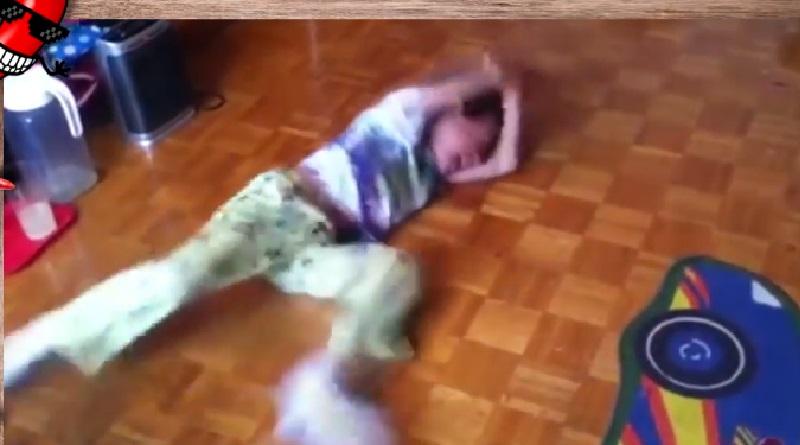 Berrinches de niños y papás