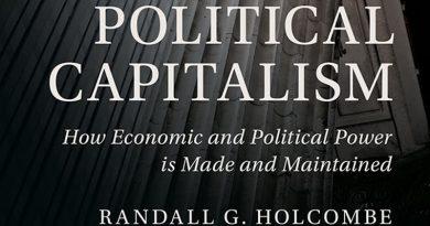 El «capitalismo político» desplaza al «capitalismo de mercado»