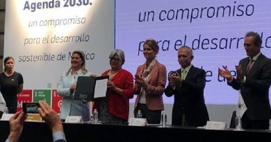 Impulsará el CCE los 17 Objetivos de Desarrollo Sostenible