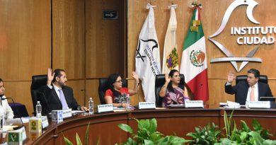 Opina IECM sobre iniciativas de ley de participación ciudadana