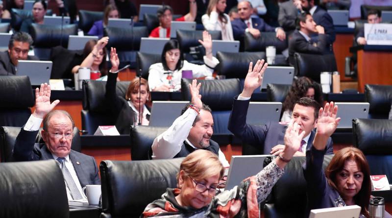 Aprueba Senado reforma educativa, símbolo de gobierno de AMLO