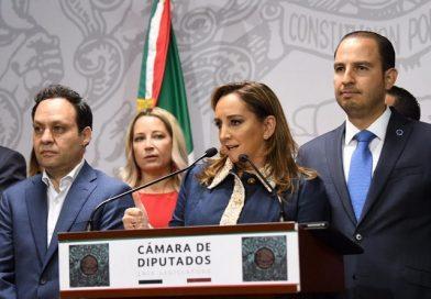 Rechazan PAN, PRI, PRD y MC reforma electoral de Morena