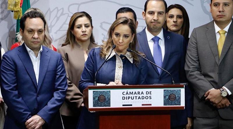 Reforma electoral de Morena debilita democracia, advierte Oposición