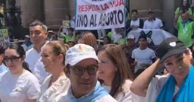 FNF, #PuebloProVida envía mensaje a AMLO