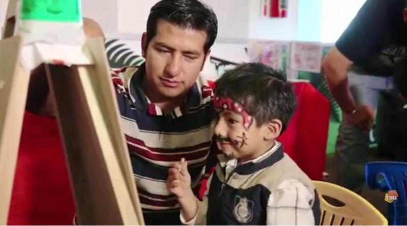 La valiosa misión del padre en la formación de sus hijos