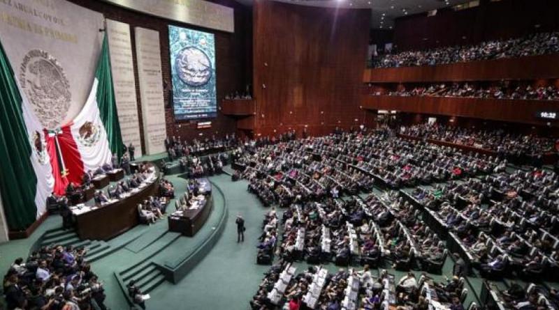 Llega a San Lázaro Ley Nacional de Extinción de Dominio