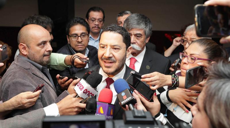 Afirma Martí Batres que hay estabilidad económica en México
