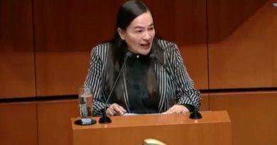 """PRD pedirá a Comisión Permanente pronunciarse contra """"Ley Garrote"""", anuncia Verónica Juárez Piña"""