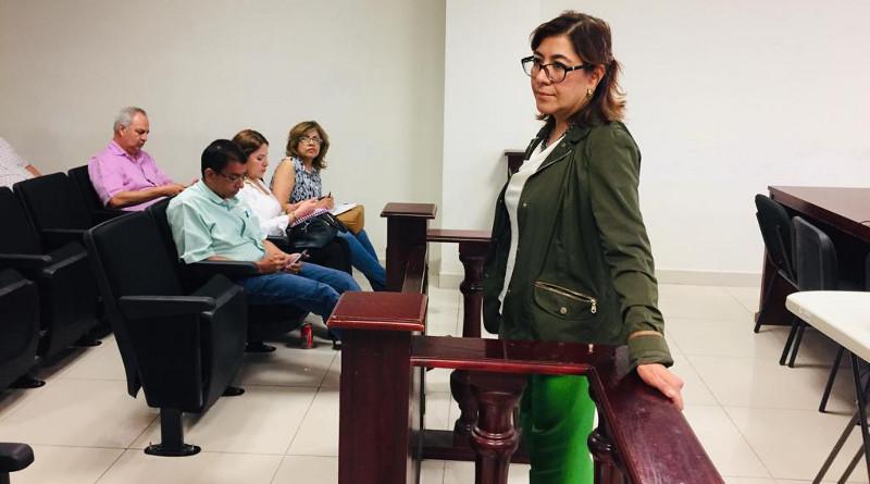 Josefina Román Vergara, Comisionada del INAI, explica la importancia de la Información para los ciudadanos