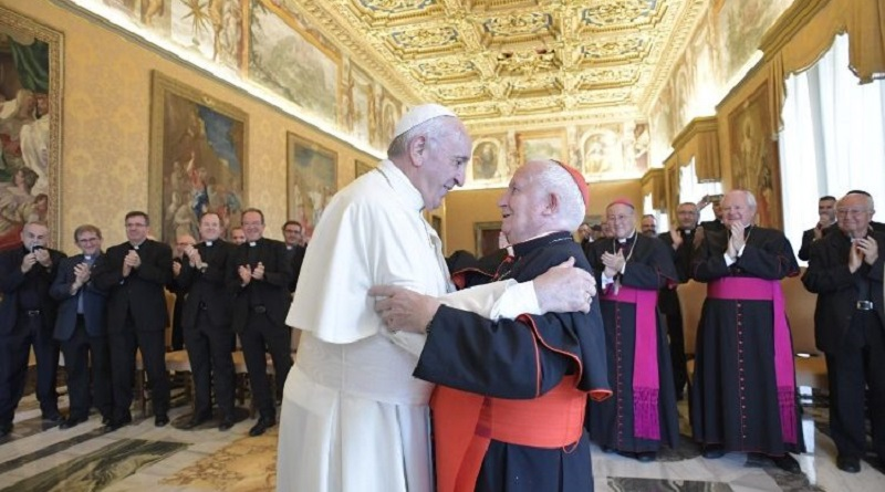 De Francisco a los sacerdotes