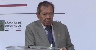 Porfirio Muñoz Ledo busca repetir como presidente de la Cámara