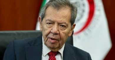 Llama Muñoz Ledo a la concordia en el Senado de la República