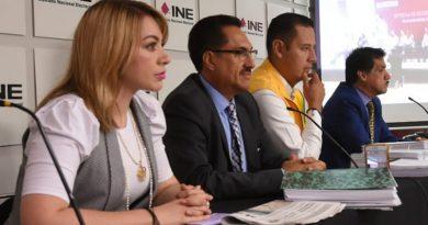 Celebra PRD decisión del INE de suspender promoción de AMLO