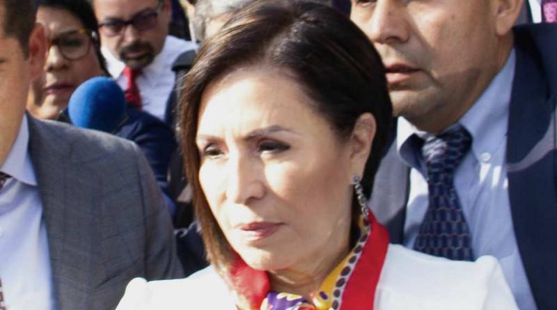 Abogados de Rosario Robles presentan quejas contra Juez de Control