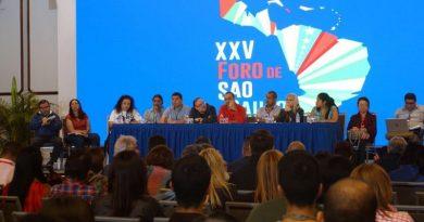 El Foro de Sao Paulo o el marxismo cambia de piel