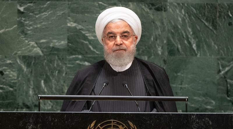 rán no negociará con Estados Unidos, dice Hassan Rouhani